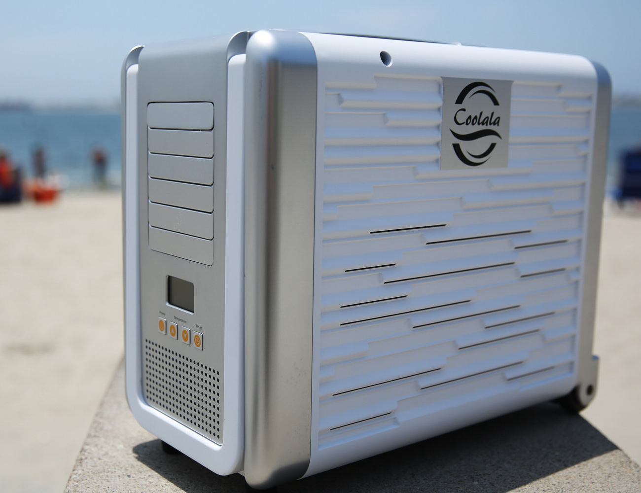 Coolala Solar Powered Portable Air Conditioner 187 Gadget Flow