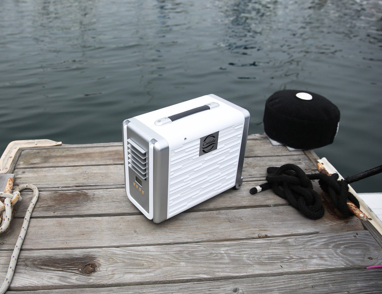 Coolala Solar-Powered Portable Air Conditioner