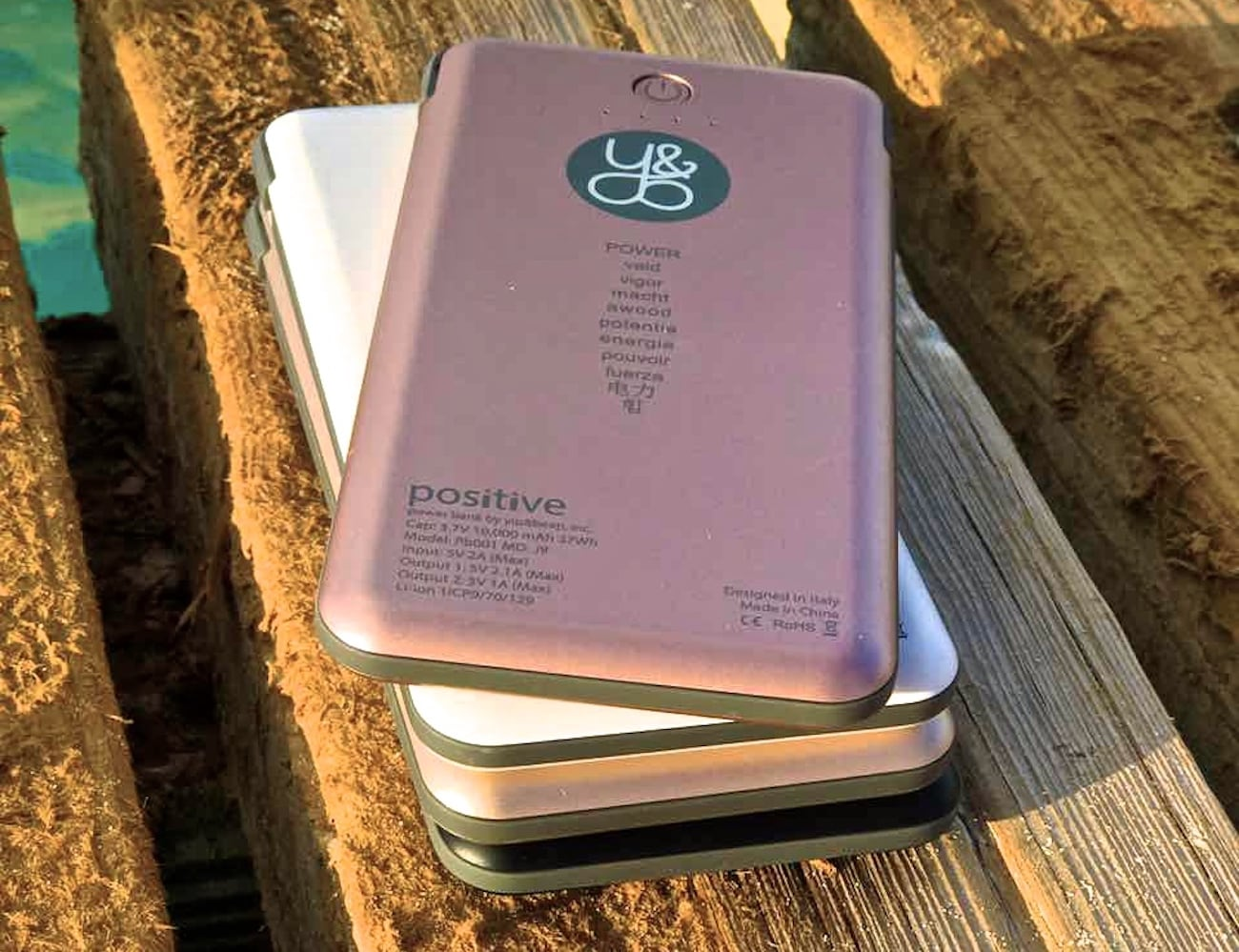 Positive Power Bank Ultimate All-in-One Charger