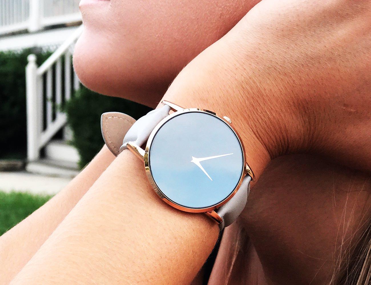 Teleio Bold Swiss Movement Watches