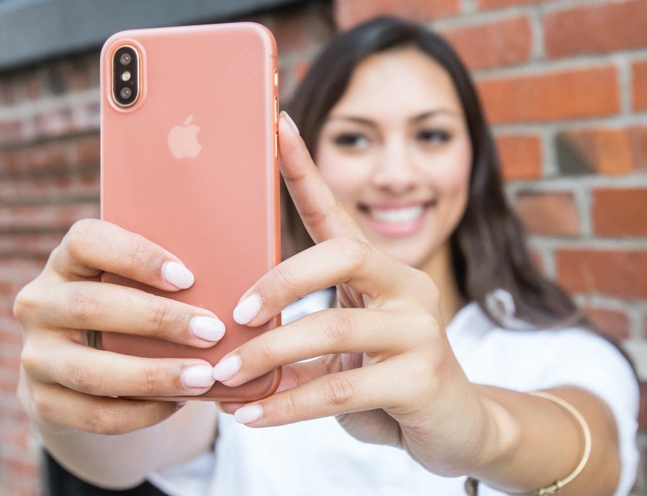 Peel Super Thin iPhone X Case
