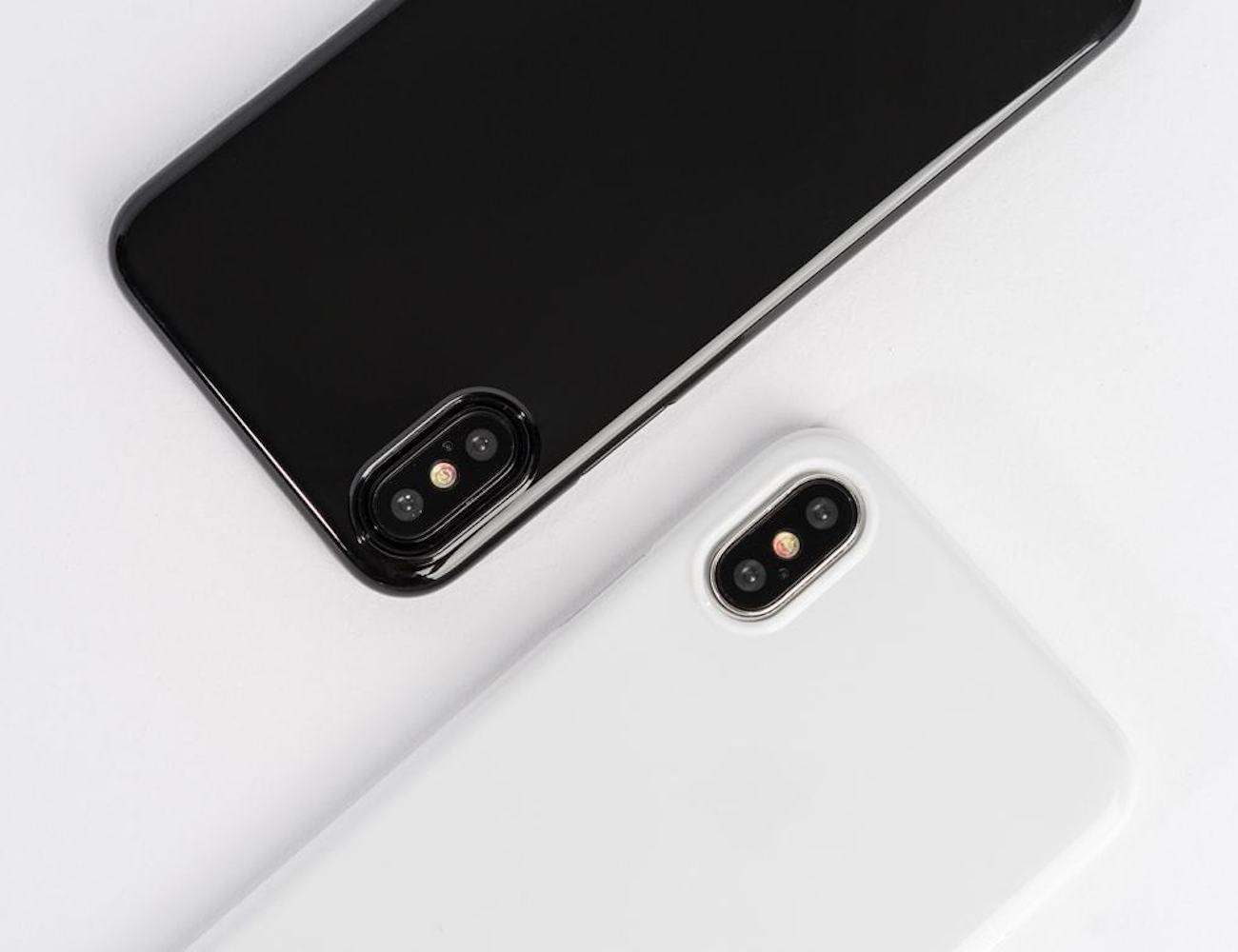 new product e8082 135d6 Peel Super Thin iPhone X Case