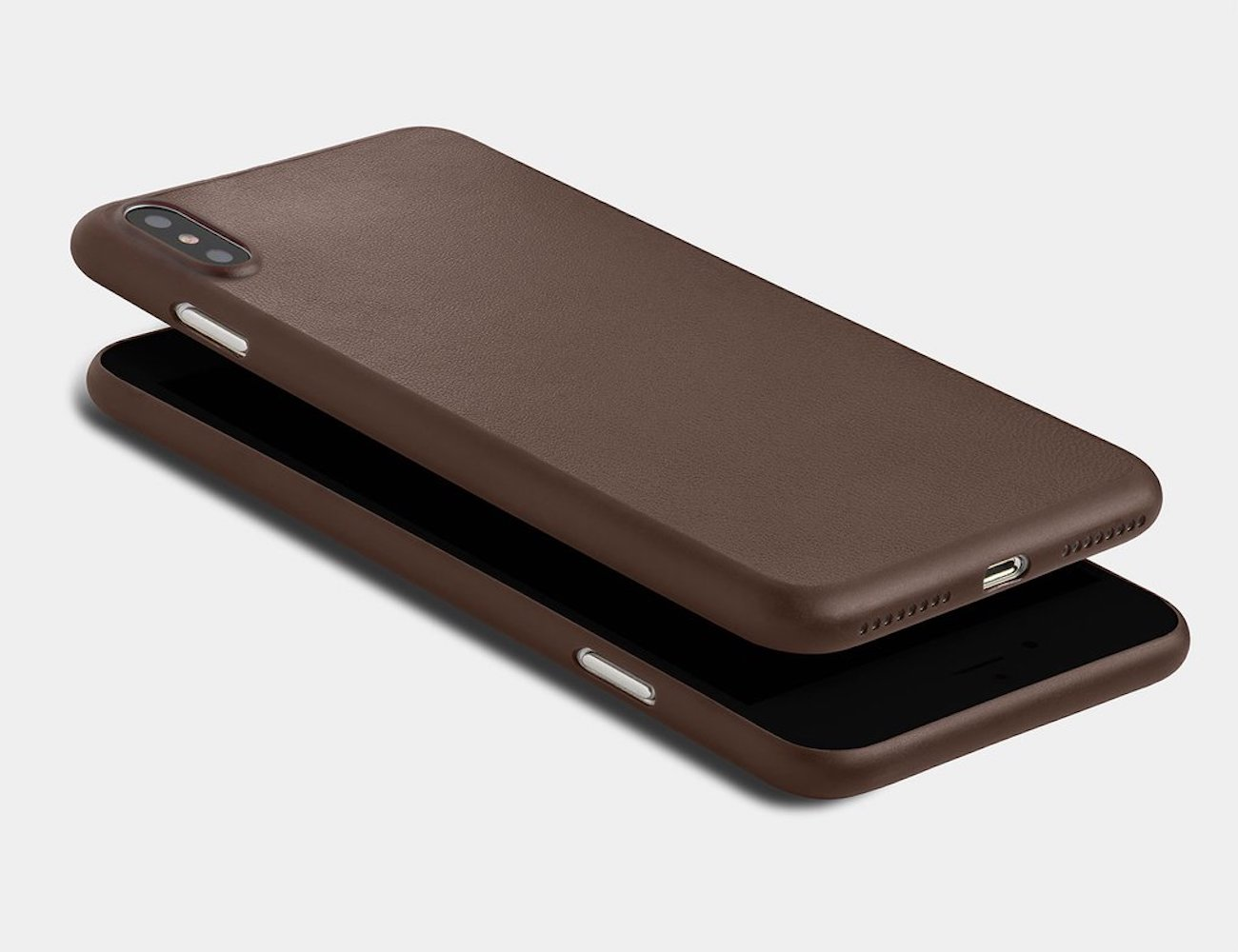 leather iphone case totallee thin leather iphone x 187 gadget flow 12563