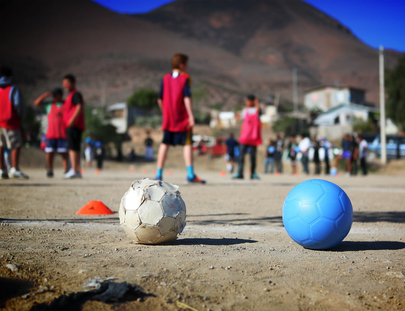 Ultra-Durable Futbol by One World Play Project