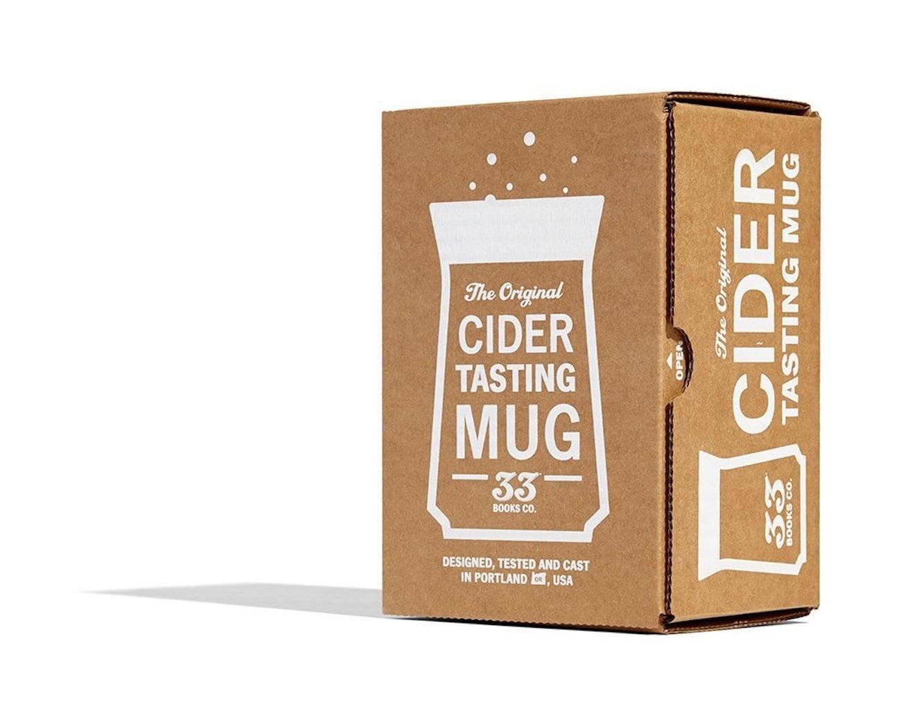 33 Books Original Cider-Tasting Mug