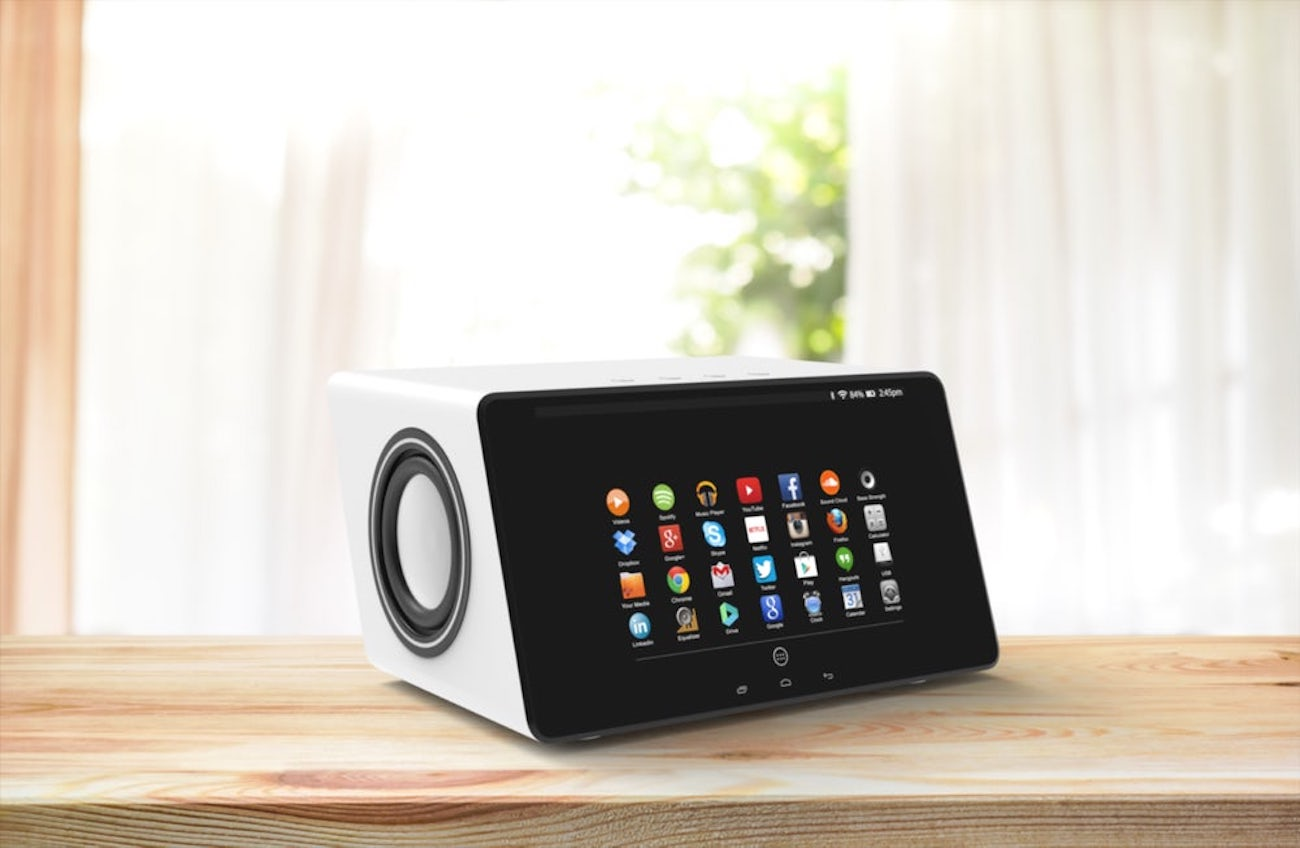 Aivia Voice-Activated Smart Speaker