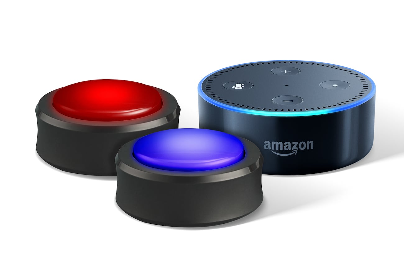 Amazon Alexa Echo Smart Home Buttons