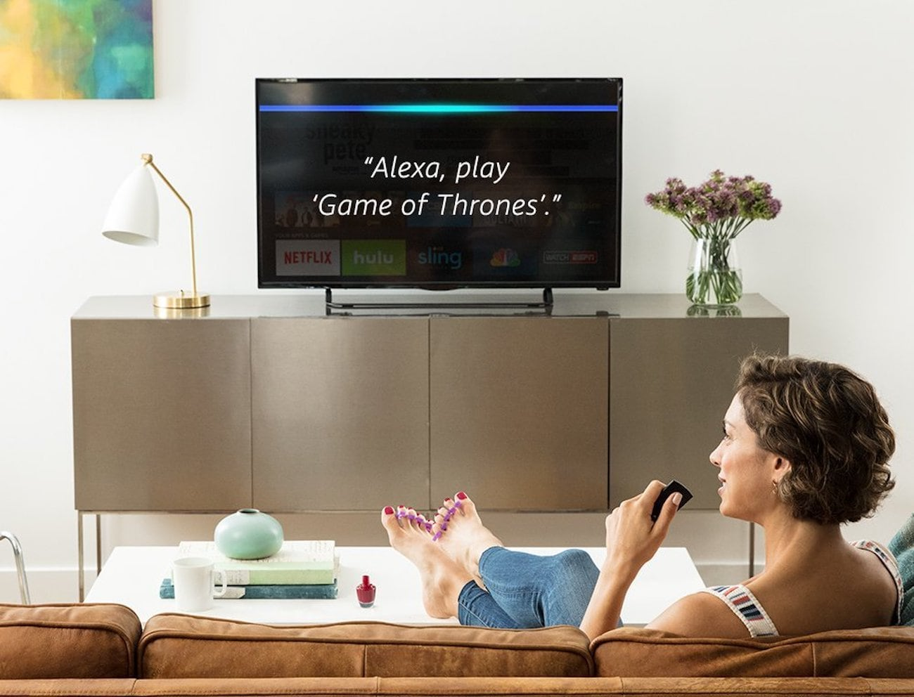 Amazon Fire 4K Ultra HD TV