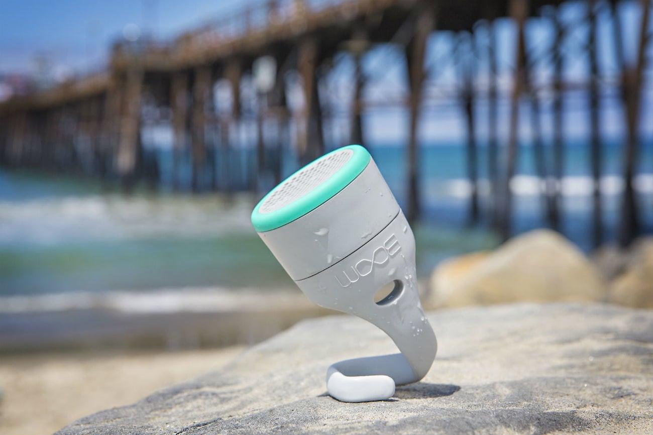 BOOM Swimmer Duo Waterproof Bluetooth Speaker