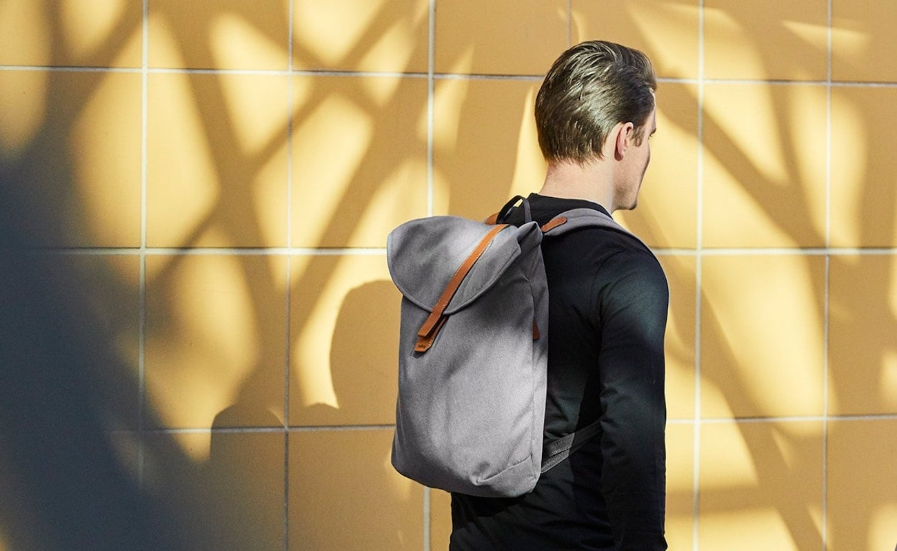 Bellroy Slim Foldover Backpack