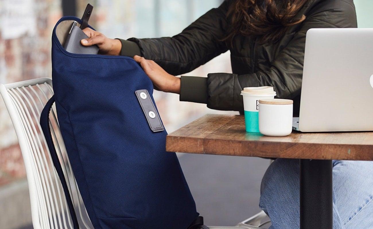 Bellroy Slim Foldover Backpack