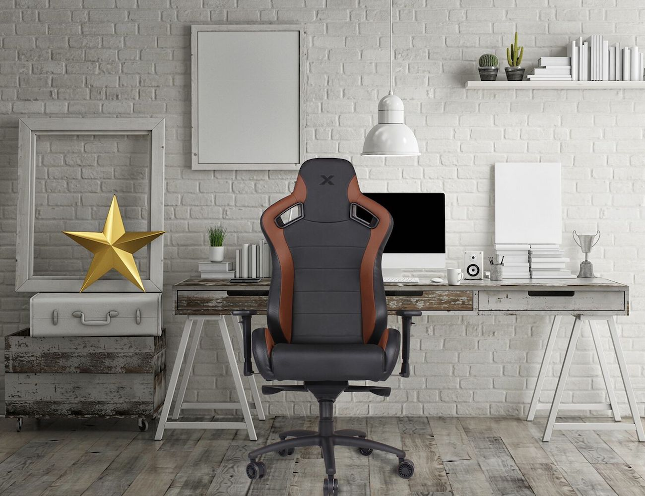 Luxurious Gaming and Lifestyle Chair