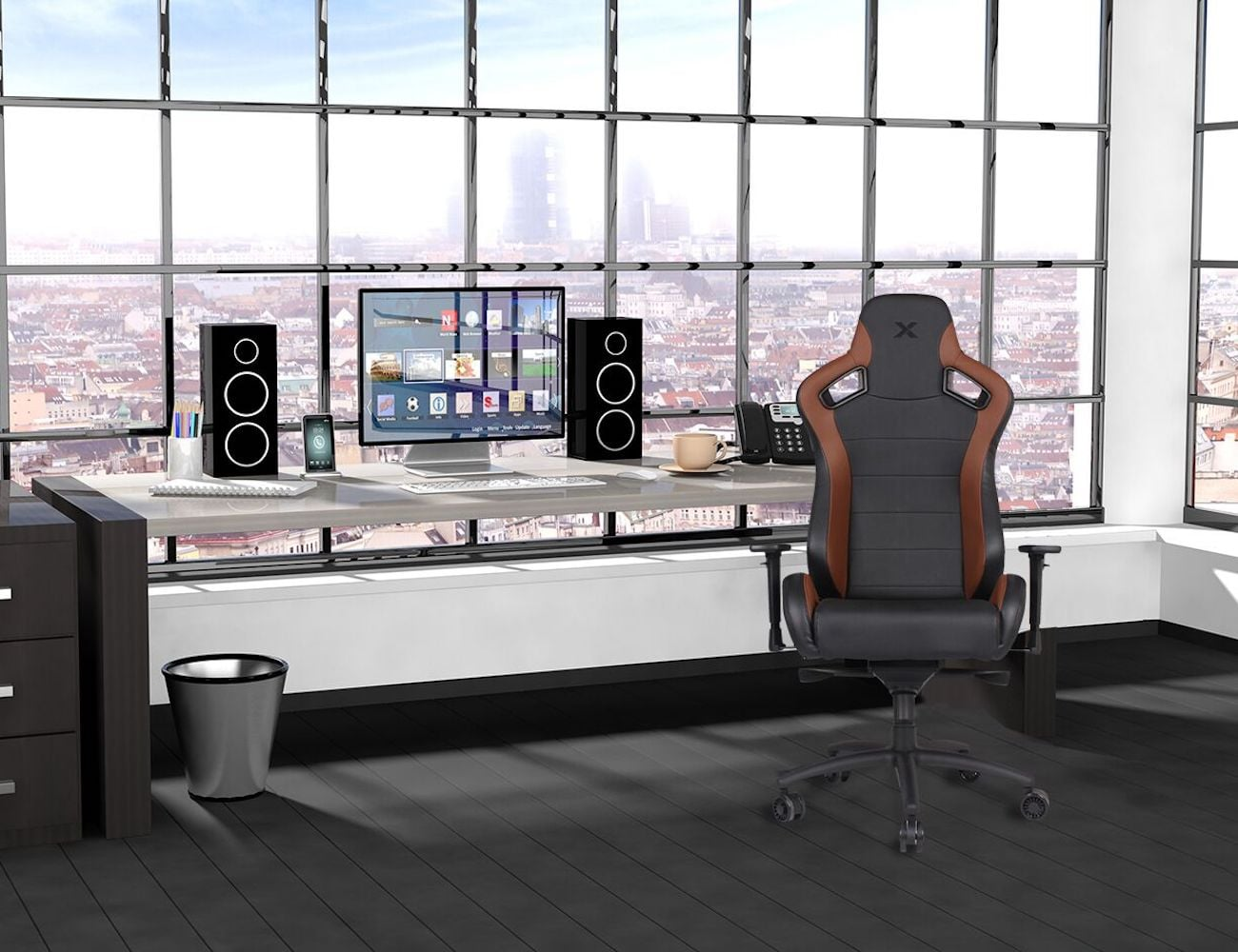 Luxurious Gaming And Lifestyle Chair 187 Gadget Flow