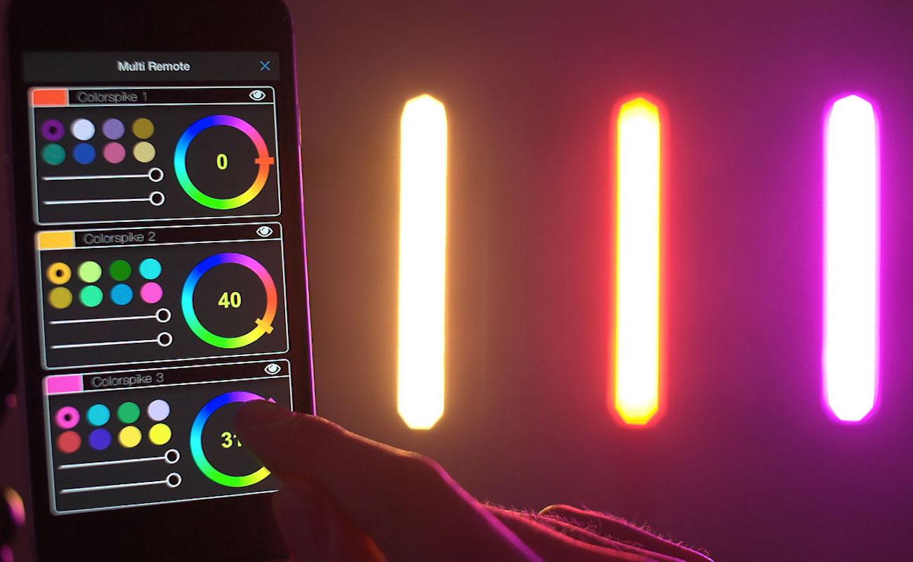 Colorspike Creative Multi-Purpose Light