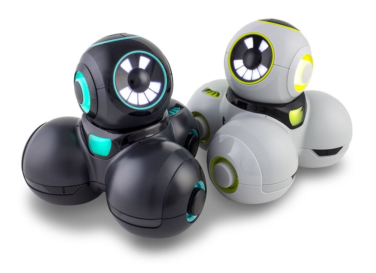 Cue CleverBot Educational Programming Robot
