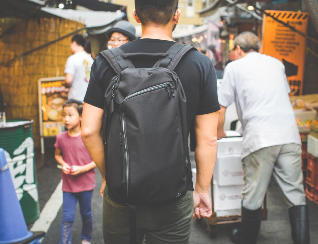 DayPac Transformable Everyday Backpack