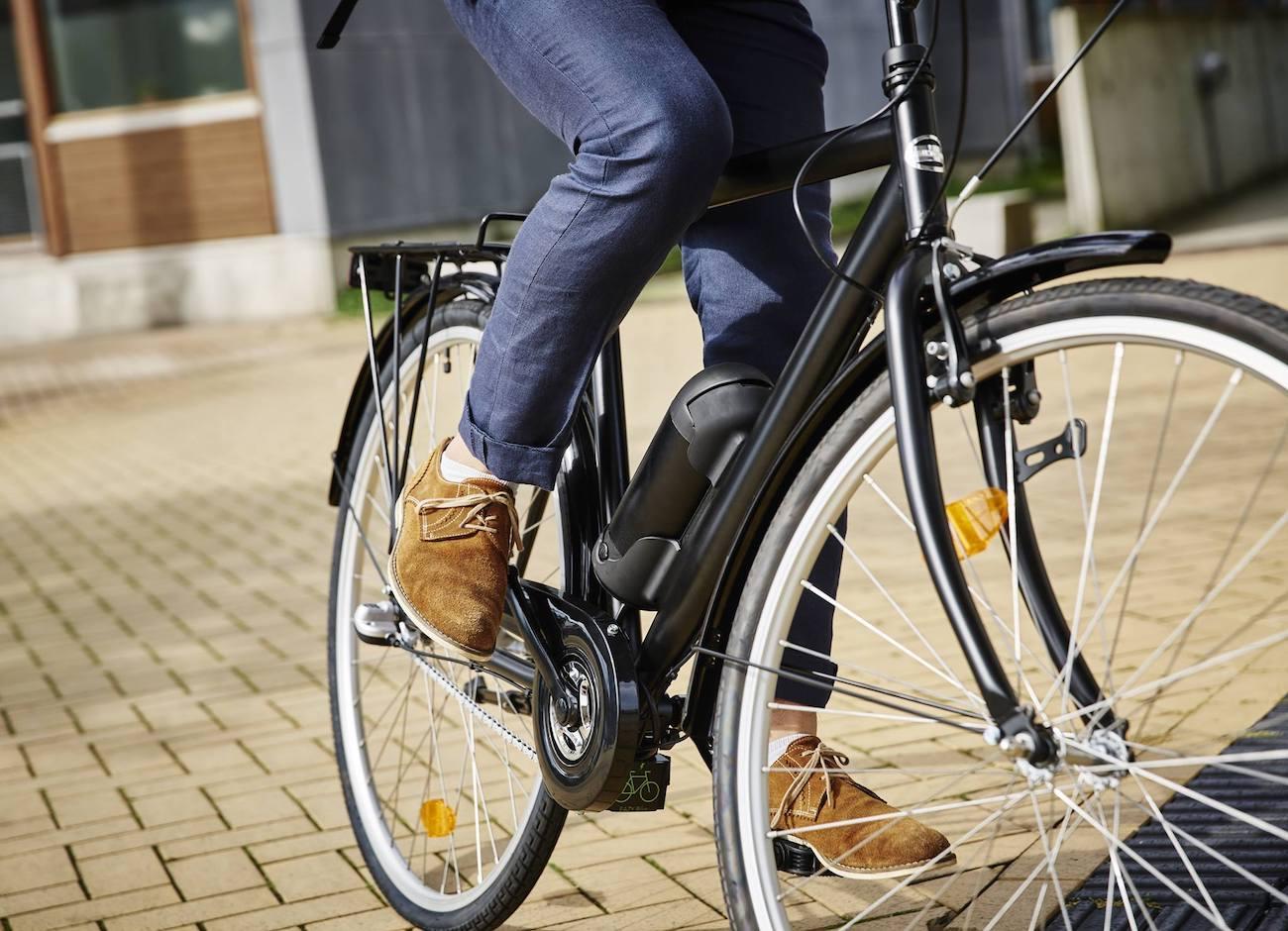EAZY Bike Electric Bike Conversion Kit