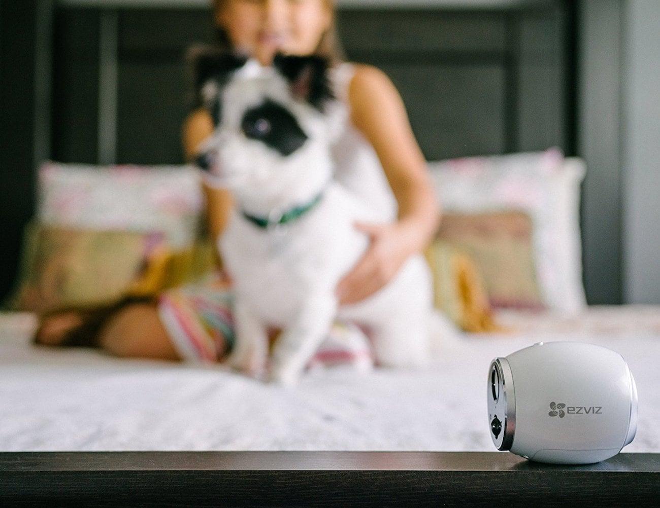 EZVIZ Mini Trooper Wireless Indoor Camera
