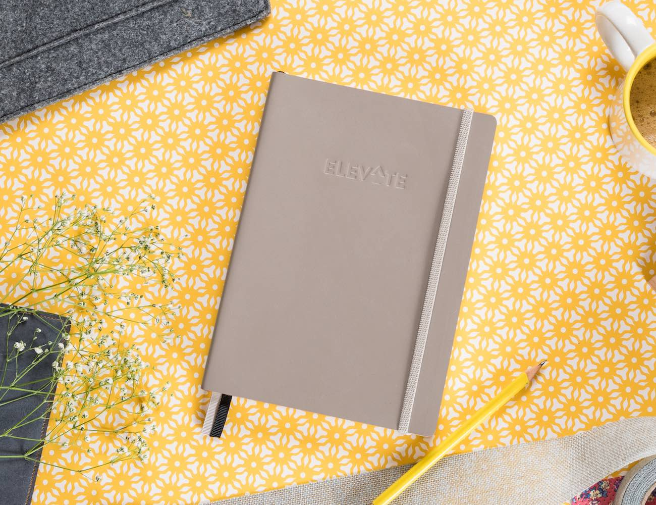 Elevate 2018 Proactive Everyday Planner