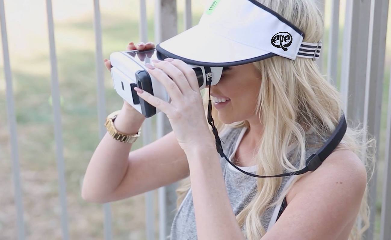 EyeQ Immersive Smart Capture Binoculars
