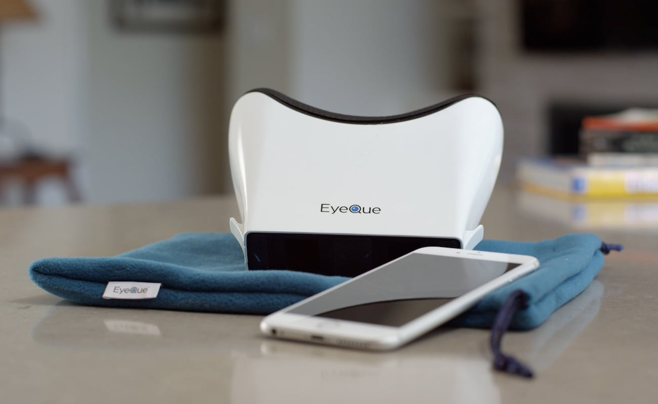 EyeQue Insight DIY Smartphone Vision Screener