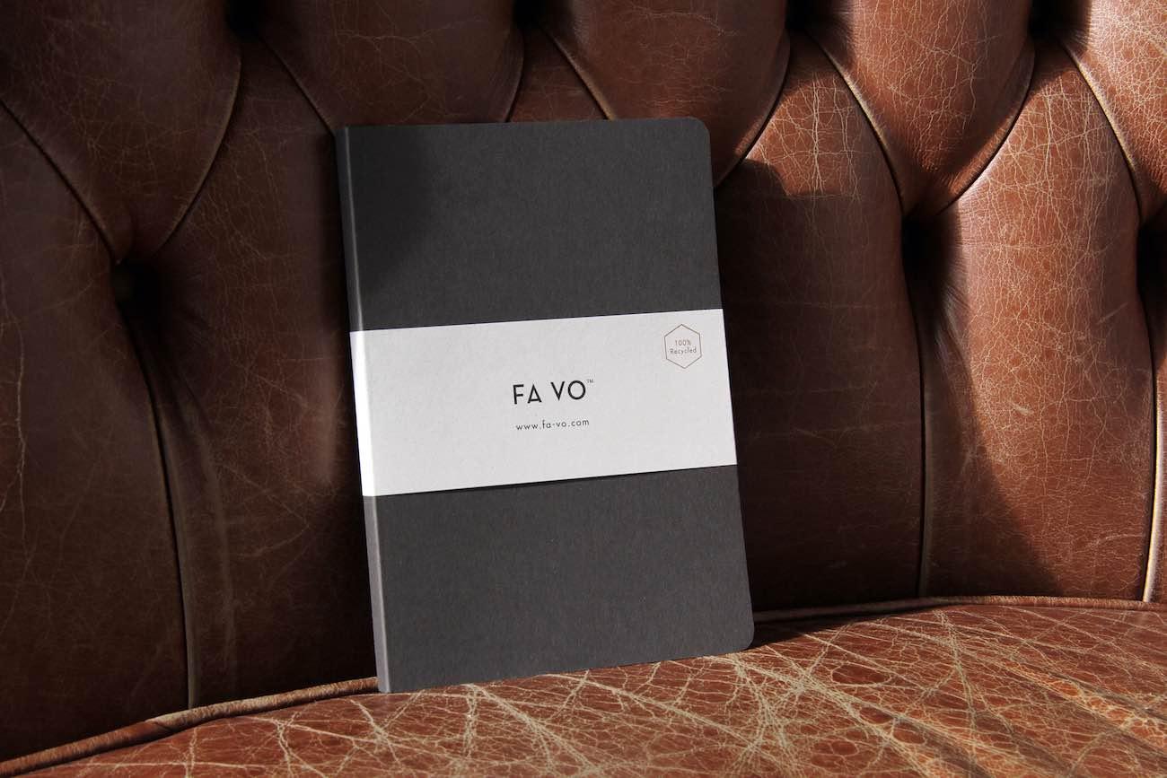 FA VO Eco-Friendly Notebook