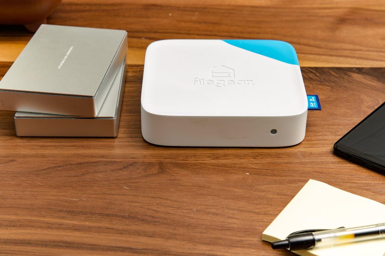 Filegear Automatic Media Storage System