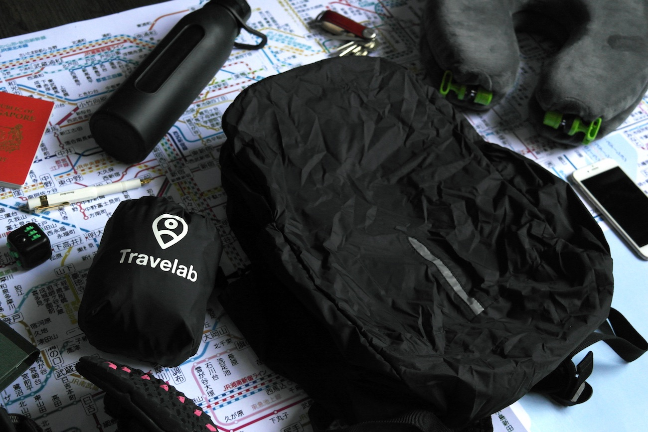 Freedom Pack Packable Anti-Theft Travel Backpack