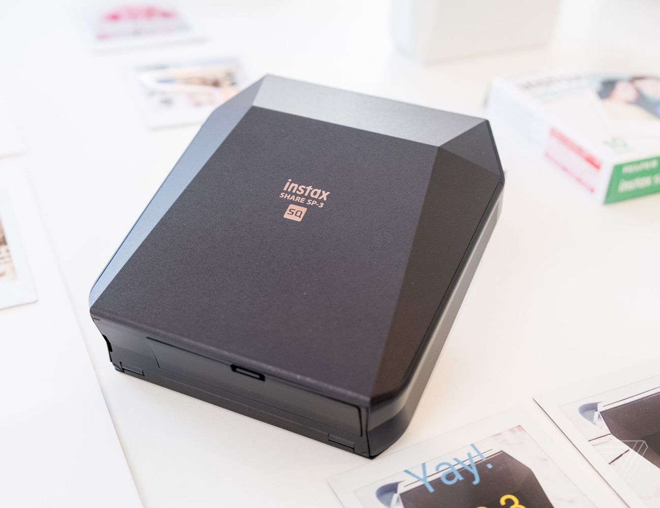 Fujifilm Instax Share SP-3 Mobile Printer