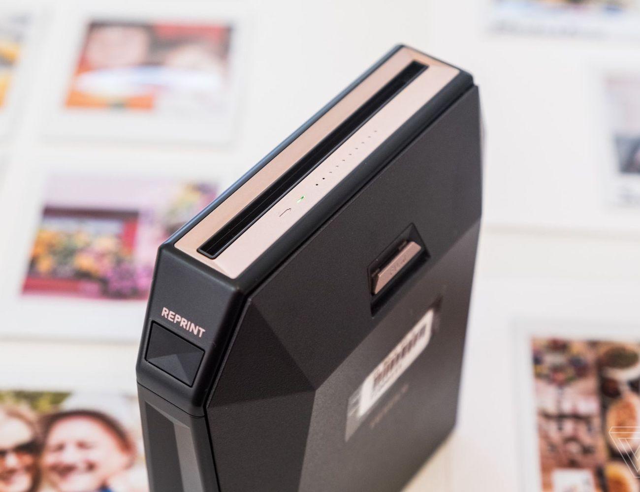 Fujifilm Instax Share SP-3 Mobile Printer