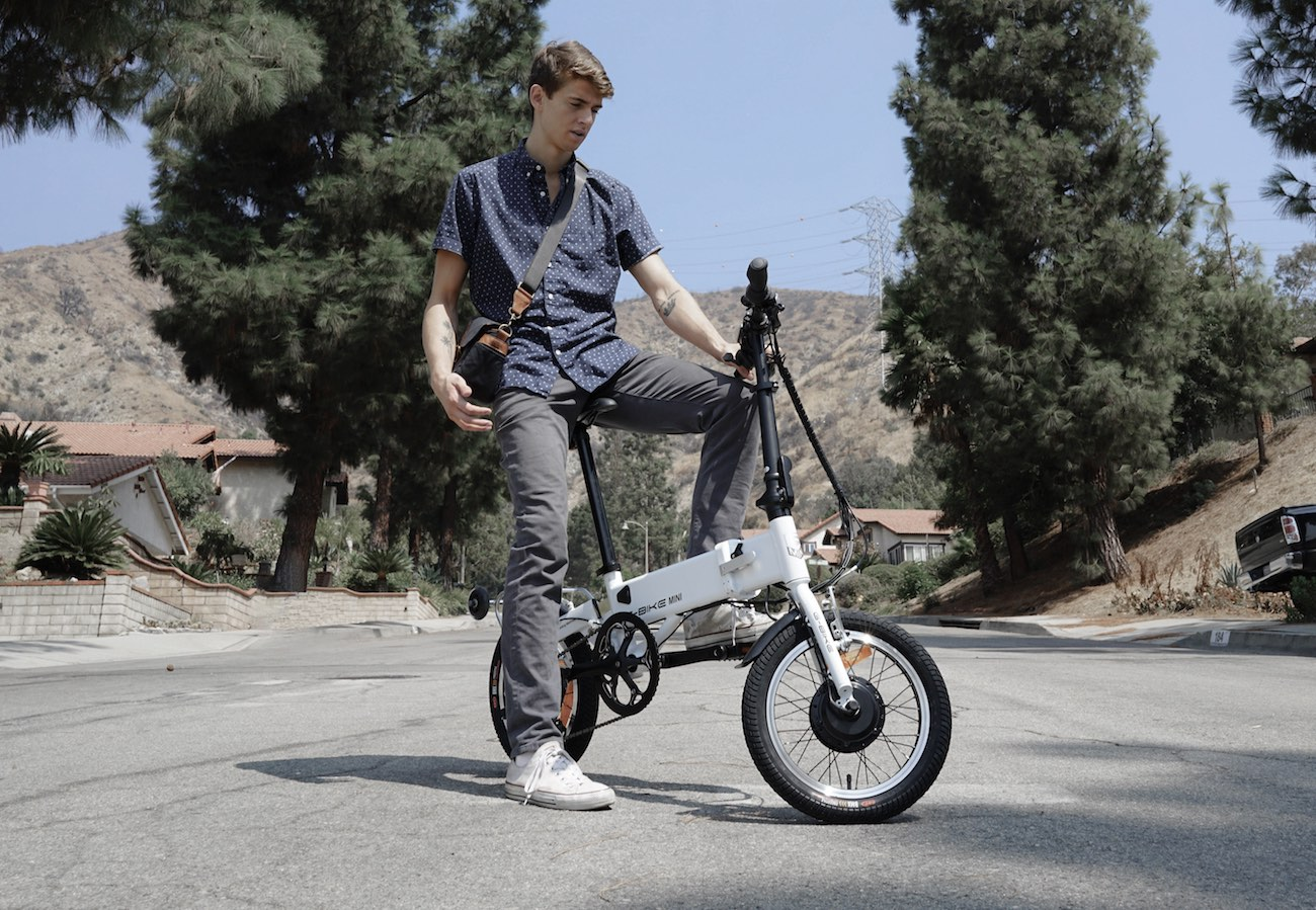 G-Bike+Foldable+Carry-On+E-Bike