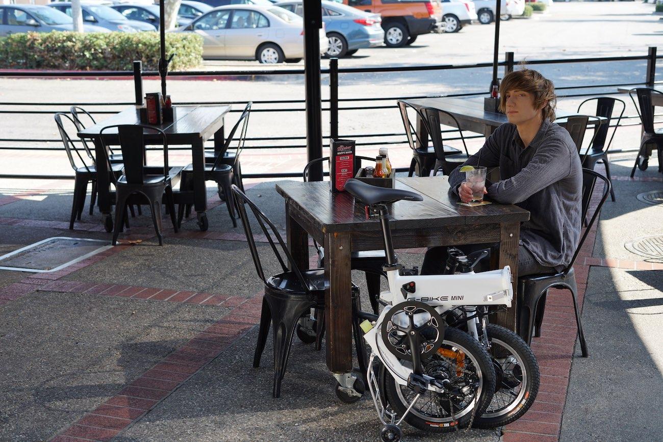 G-Bike Foldable Carry-On E-Bike