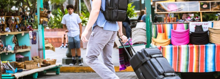 G-RO Luggage Makes It Easy to Stay Organized on the Go