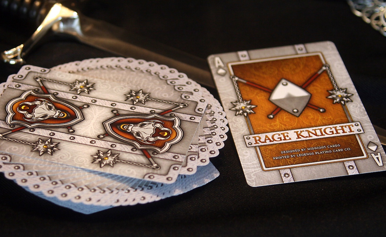 Draconian and Knights Premium Playing Cards