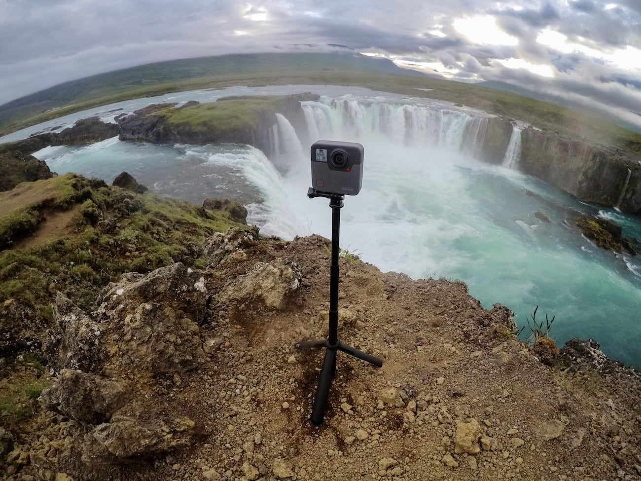 GoPro Fusion 360° VR Action Camera
