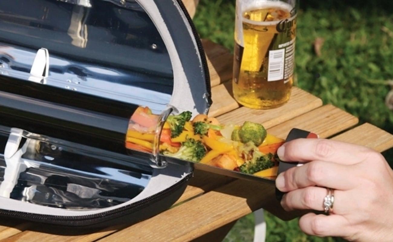 Gosun go ultra portable solar oven gadget flow for Gosun stove