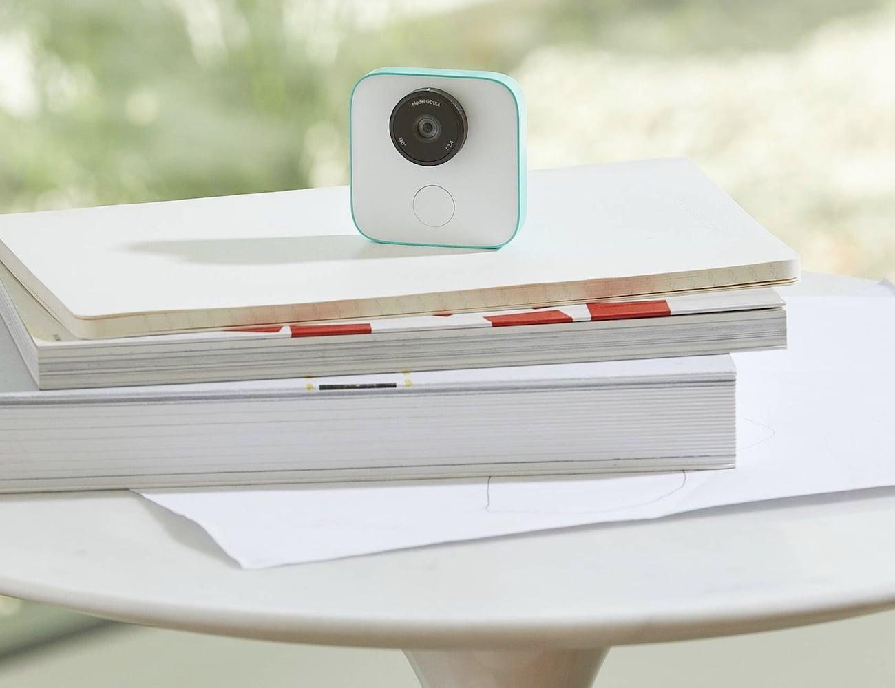 Google Clips Smart Family Home Camera