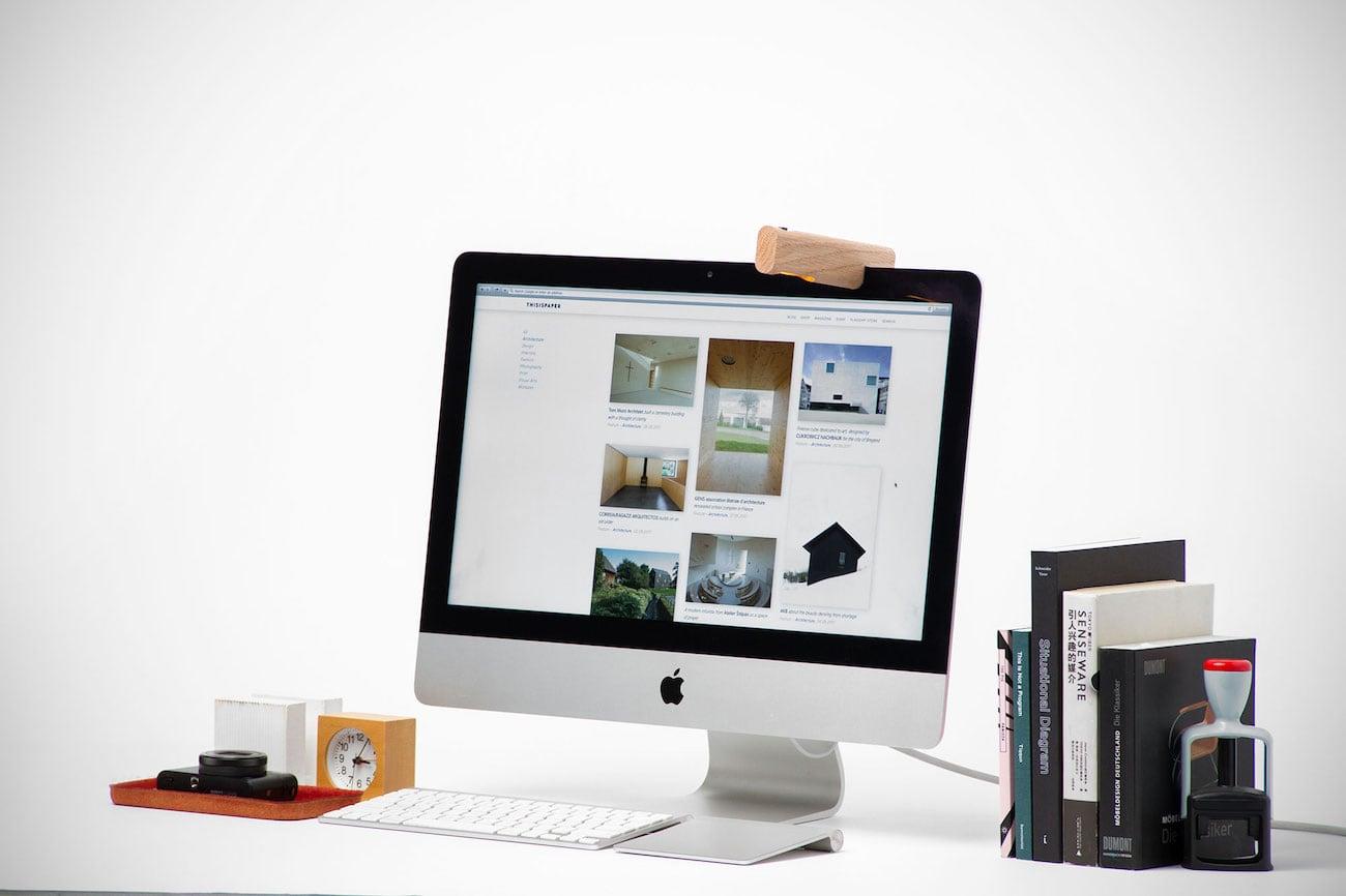 Grph Minimalist iMac Light