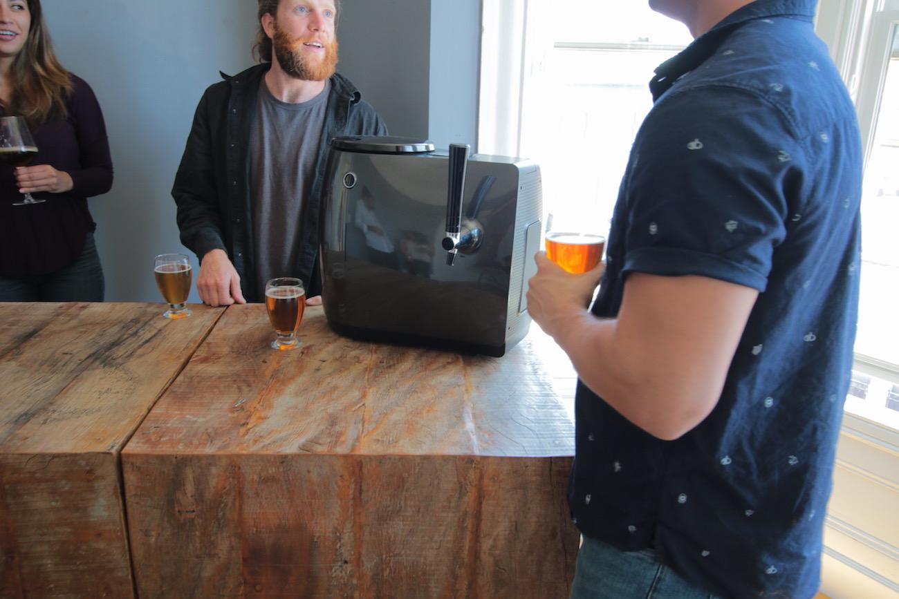 HOPii Smart Craft Beer Brewing Device