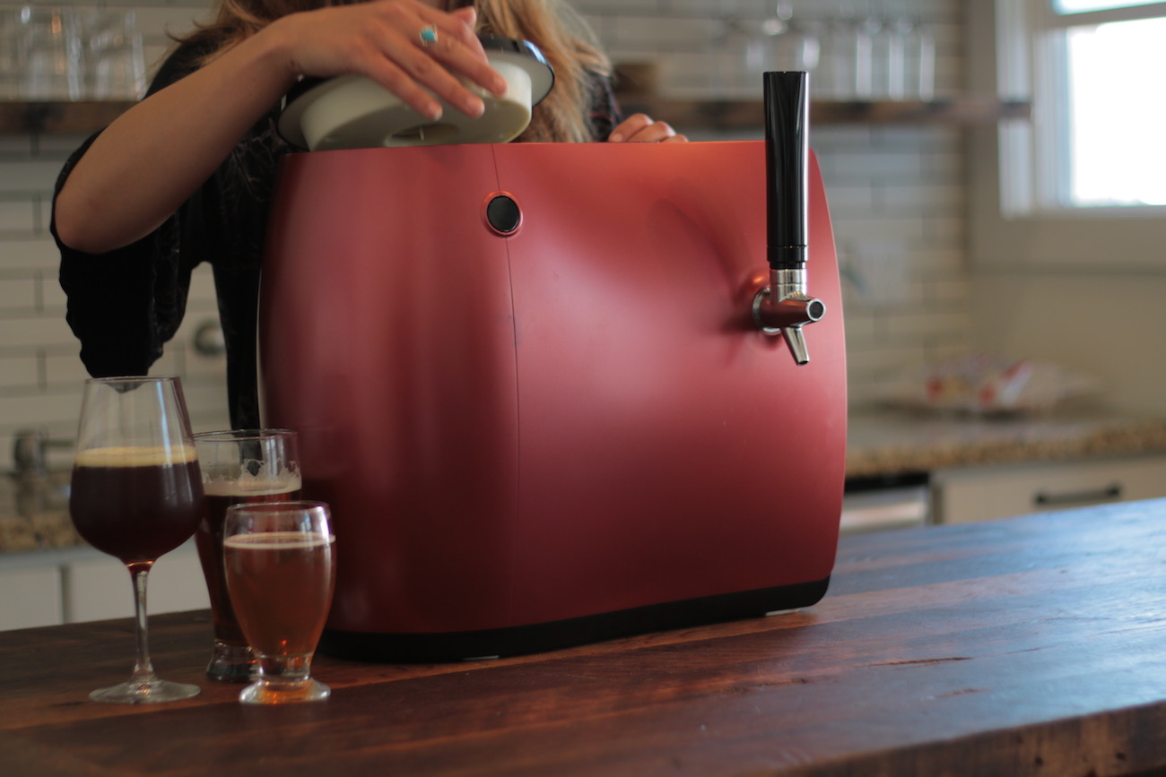 HOPii Smart Craft Beer Brewing Device