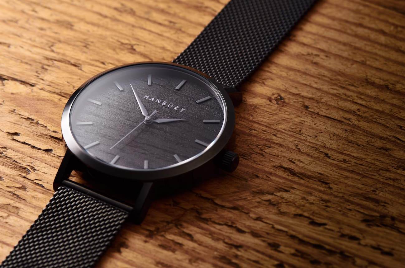 dial watches silver with danish watch image design steel stainless bangle
