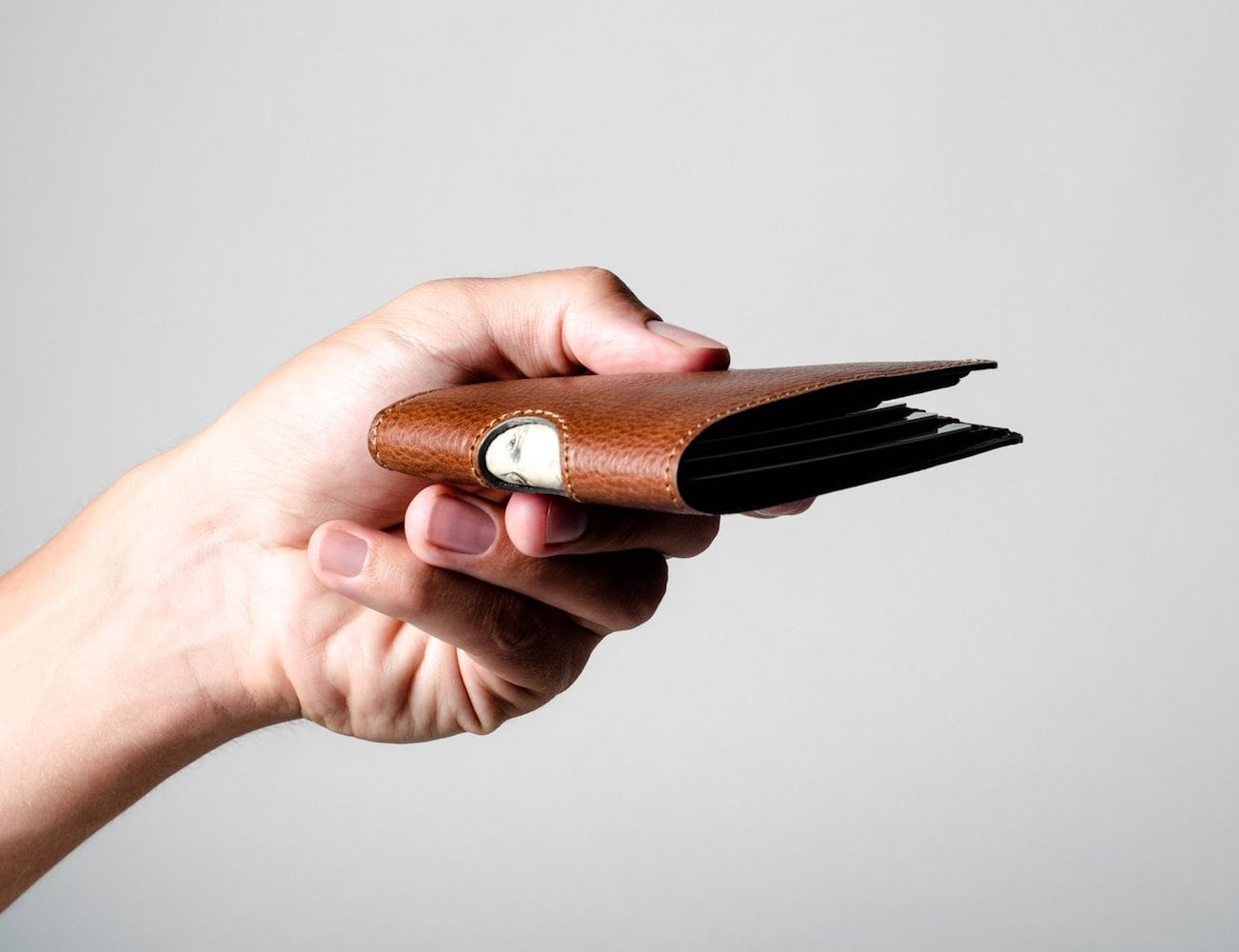 hardgraft Cash Card Combo Wallet