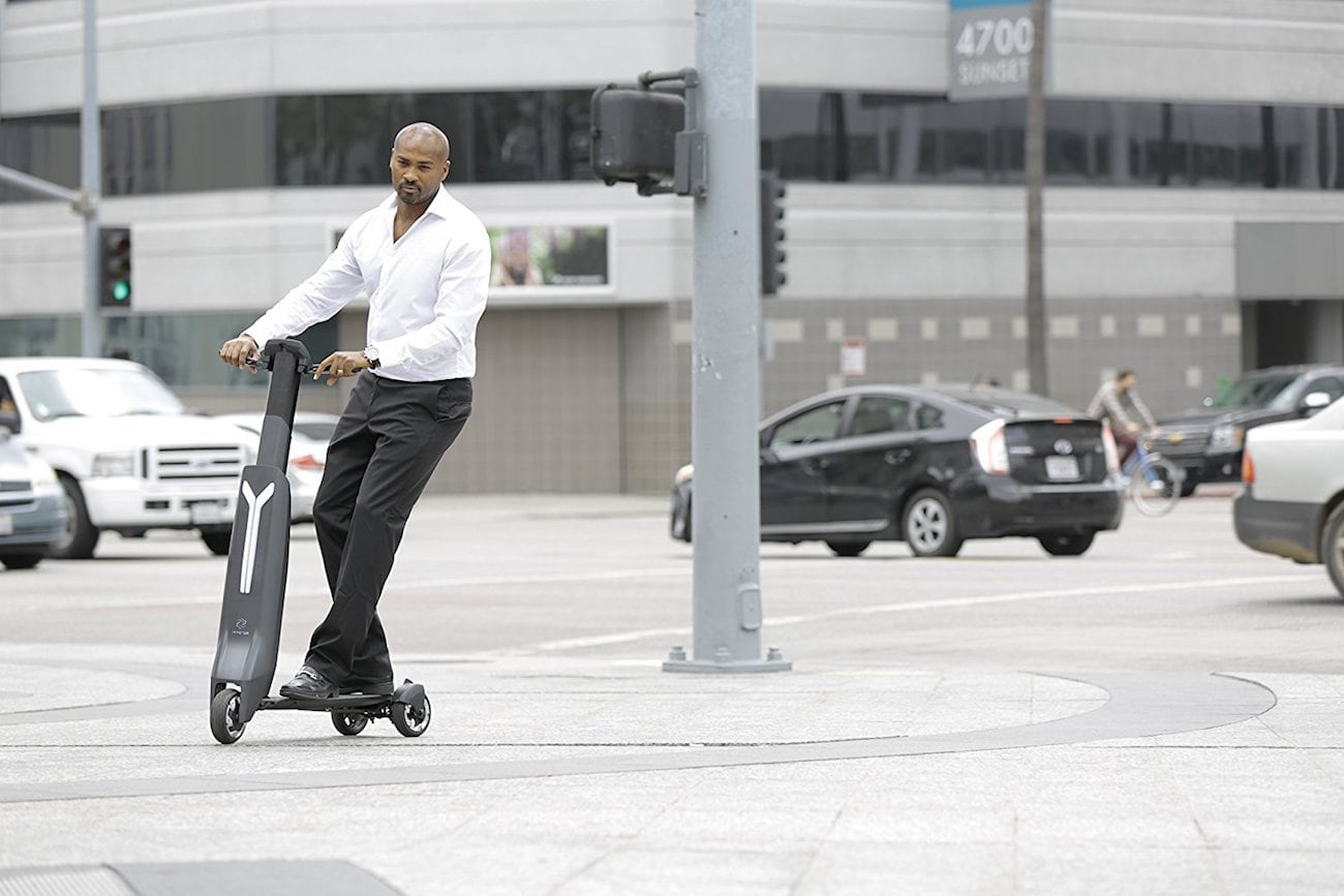 Immotor GO Intelligent Foldable Electric Scooter