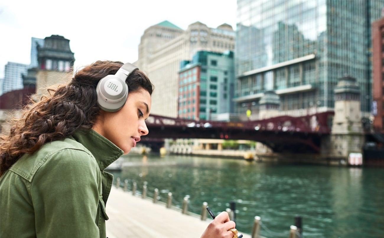 JBL E65 Over-Ear NC Headphones