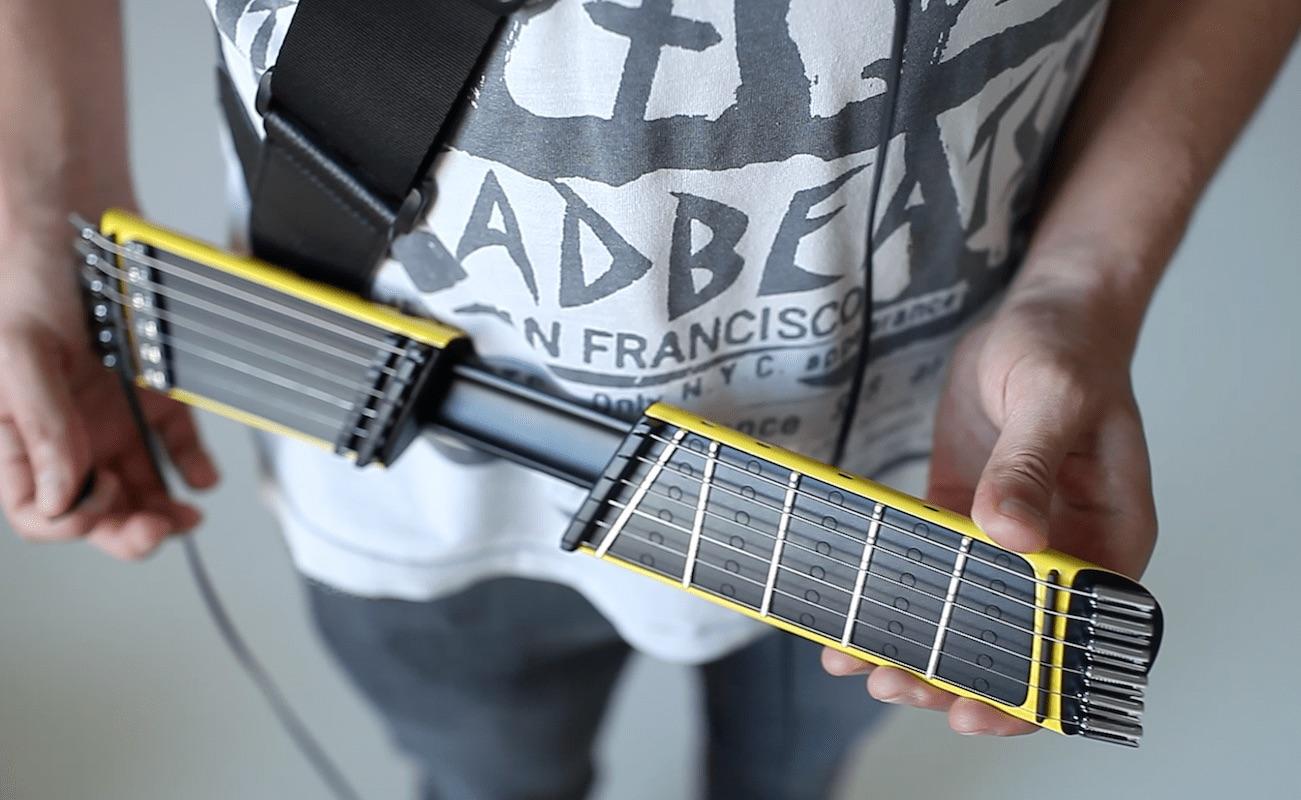 Jammy Super Portable Digital Guitar