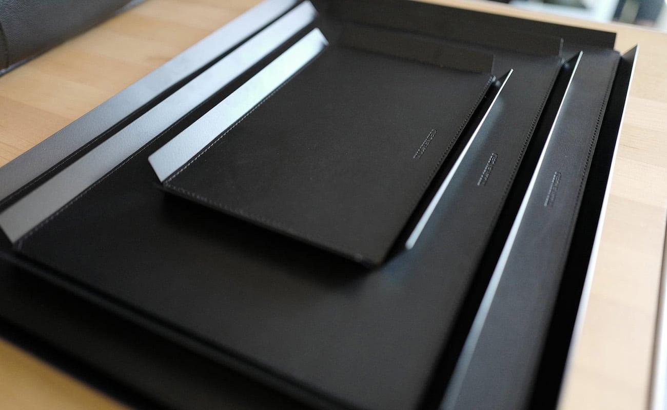Killspencer All-Leather Valet Tray