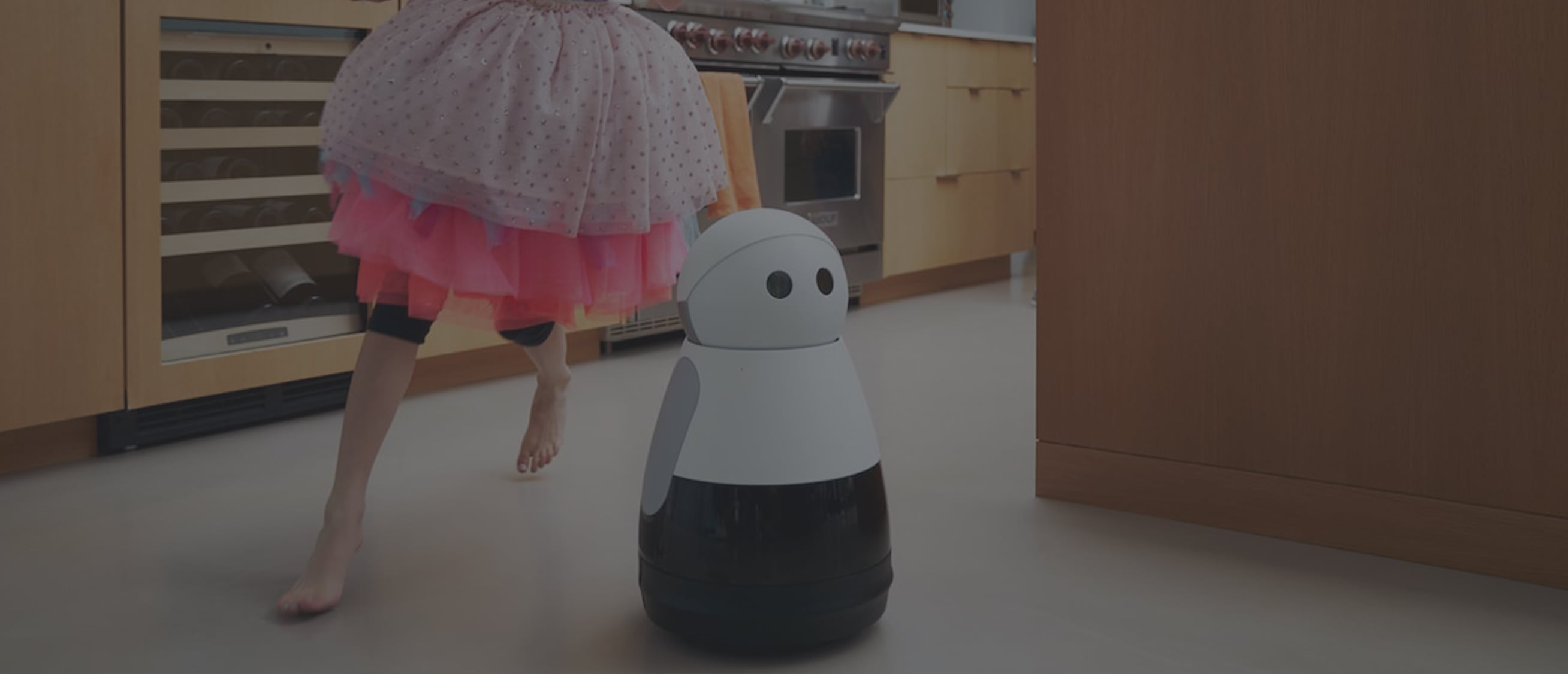Kuri Adorable Home Robot » Gadget Flow
