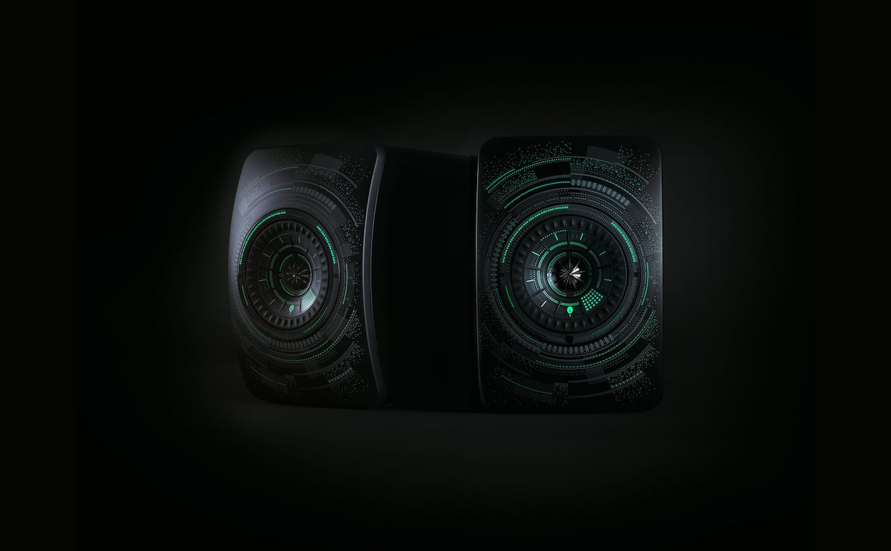 LS50 Wireless Nocturne Luxury Speakers
