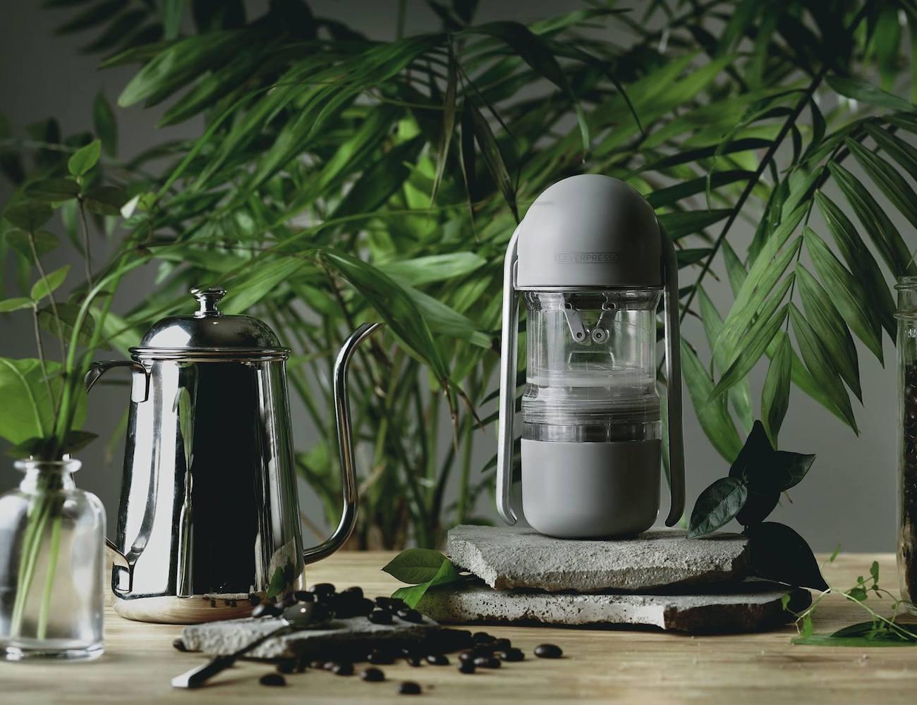 Leverpresso – All in One Portable Espresso Maker