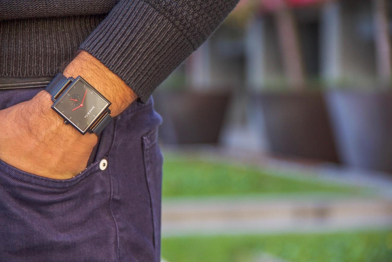 Luxury Timepiece System Minimalist Watches